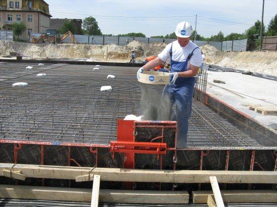 Гидроизоляция плиты фундаментной