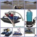 Ручные мини земснаряды Piranha Pumps (США)