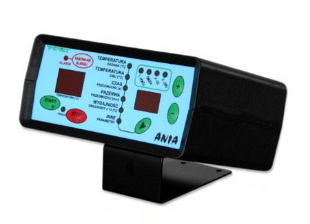 Микропроцессорный терморегулятор RT-01B ANIA B предназначен для обслуживания котлов Ц.О. на твердом топливе в области...