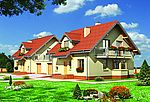 Многоквартирный дом 309 м2